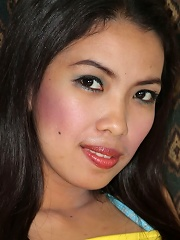 First-timer Zack fucks lovely breasted Filipina babe on camera